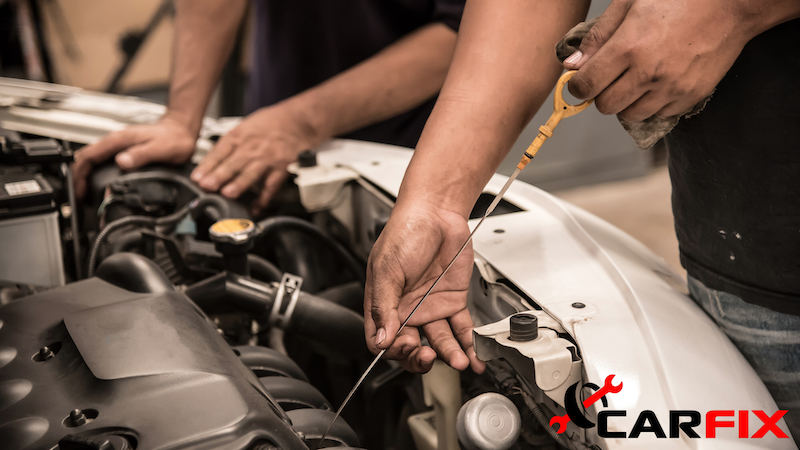 4 Reasons Why Checking The Oil Is A Must
